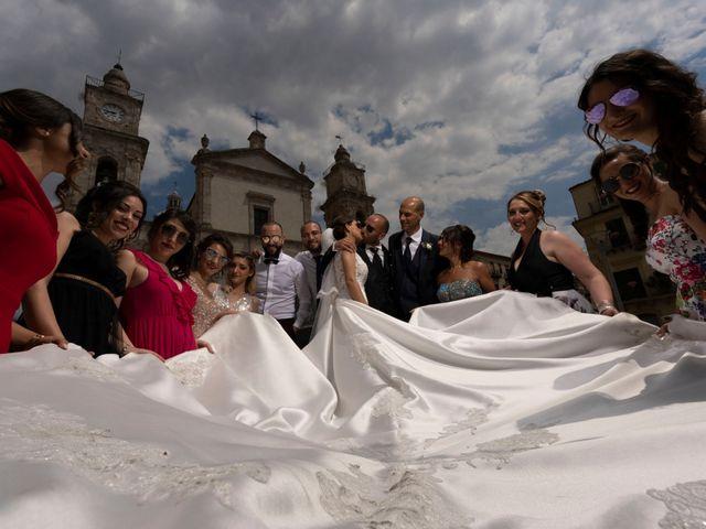 Il matrimonio di Giuseppe e Ilenia a Riesi, Caltanissetta 28