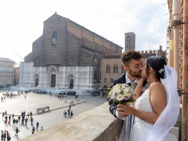 Il matrimonio di Mario e Alice a Bologna, Bologna 36