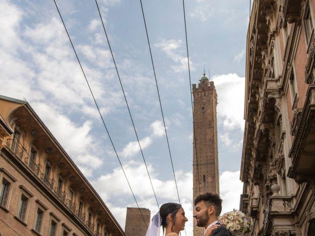 Il matrimonio di Mario e Alice a Bologna, Bologna 51