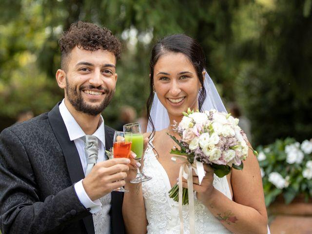 Il matrimonio di Mario e Alice a Bologna, Bologna 73