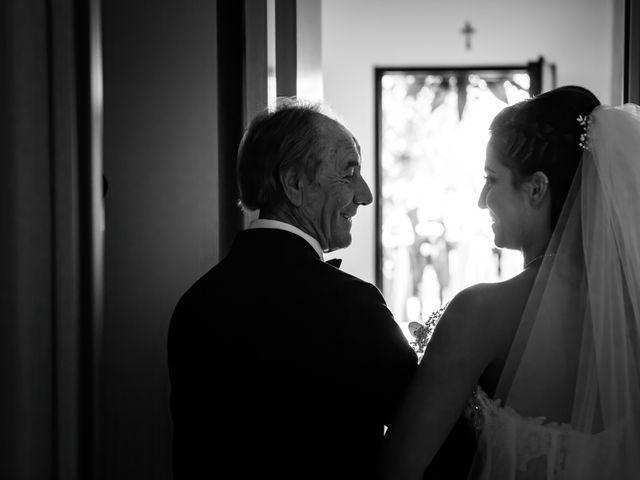 Il matrimonio di Emanuele e Silvia a Pontinia, Latina 19