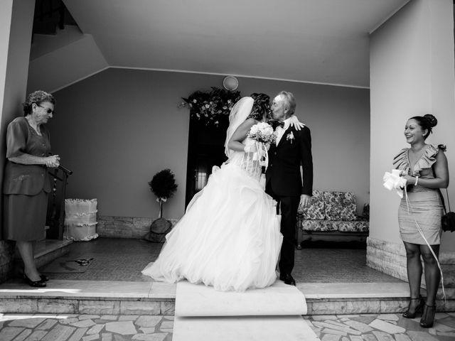 Il matrimonio di Emanuele e Silvia a Pontinia, Latina 20