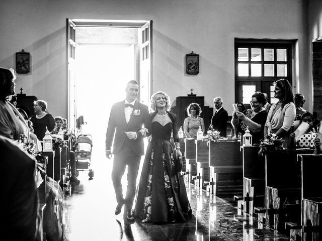 Il matrimonio di Emanuele e Silvia a Pontinia, Latina 22