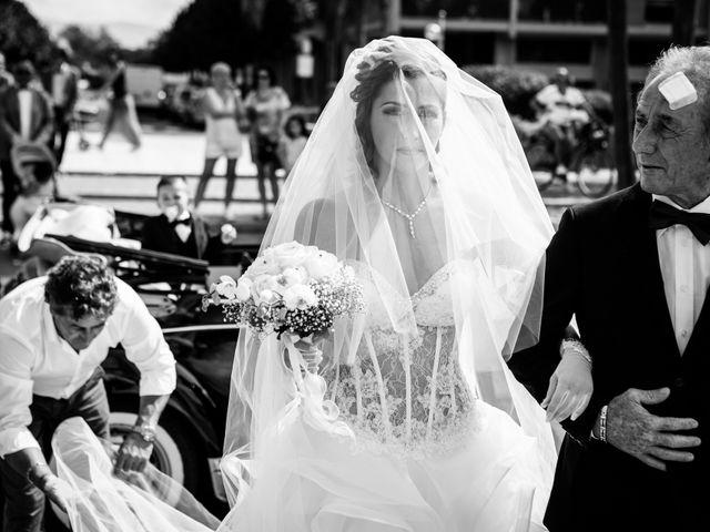 Il matrimonio di Emanuele e Silvia a Pontinia, Latina 25