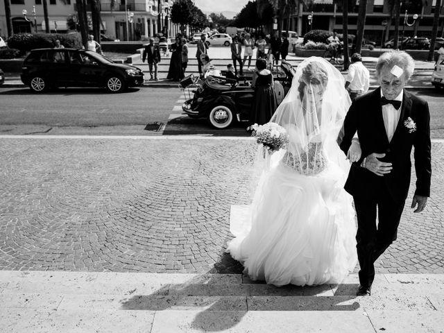 Il matrimonio di Emanuele e Silvia a Pontinia, Latina 26