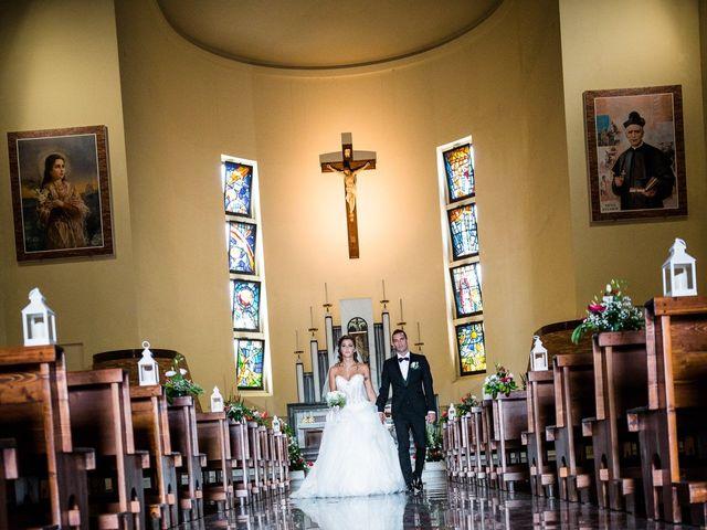 Il matrimonio di Emanuele e Silvia a Pontinia, Latina 29