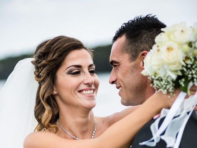 Il matrimonio di Emanuele e Silvia a Pontinia, Latina 35