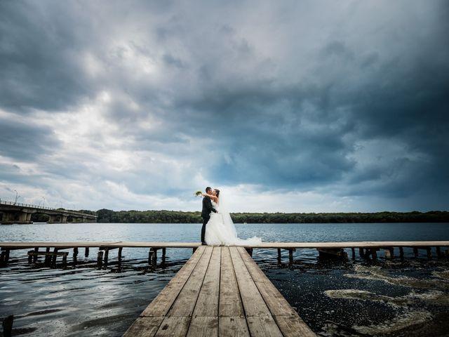 Il matrimonio di Emanuele e Silvia a Pontinia, Latina 1