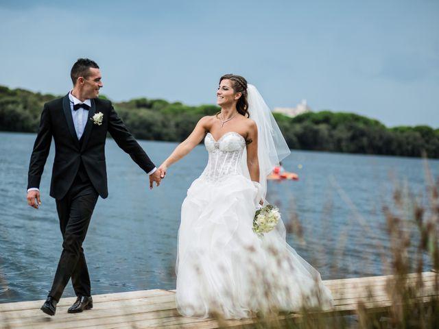 Il matrimonio di Emanuele e Silvia a Pontinia, Latina 2