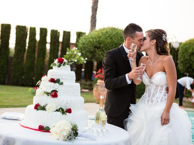 Il matrimonio di Emanuele e Silvia a Pontinia, Latina 46