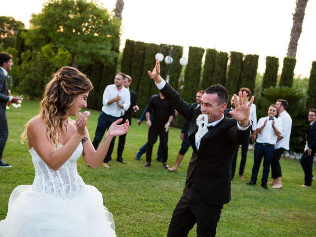 Il matrimonio di Emanuele e Silvia a Pontinia, Latina 49