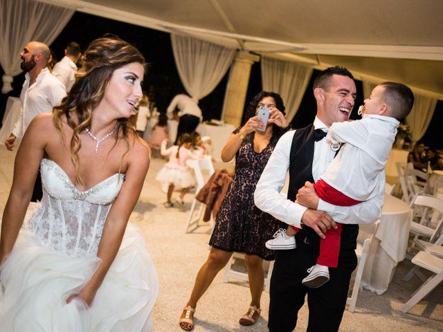 Il matrimonio di Emanuele e Silvia a Pontinia, Latina 53