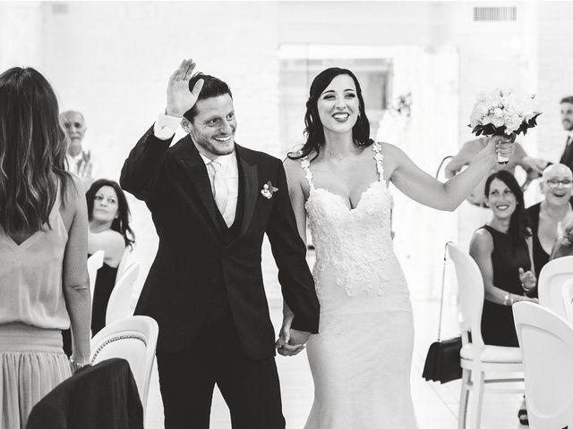 Il matrimonio di Andrea e Federica a Terracina, Latina 44