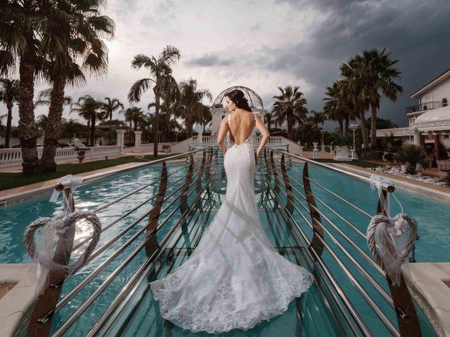 Il matrimonio di Andrea e Federica a Terracina, Latina 1