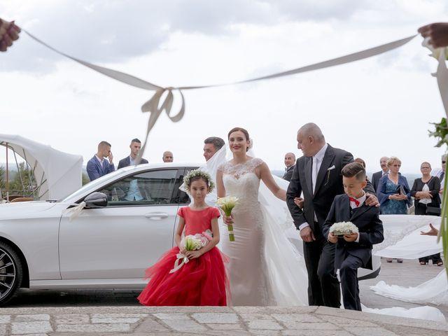 Il matrimonio di Maria Catena e Dionisio a San Giorgio Morgeto, Reggio Calabria 25