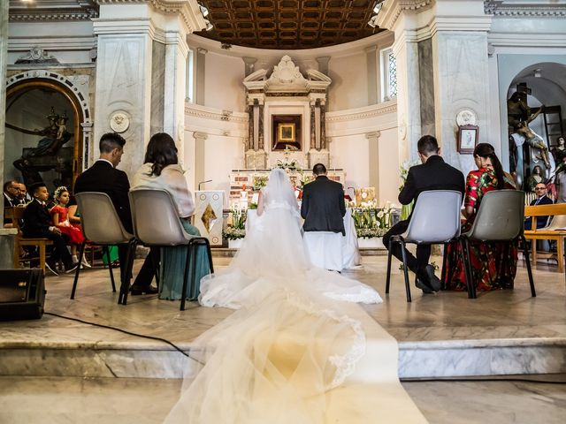Il matrimonio di Maria Catena e Dionisio a San Giorgio Morgeto, Reggio Calabria 26