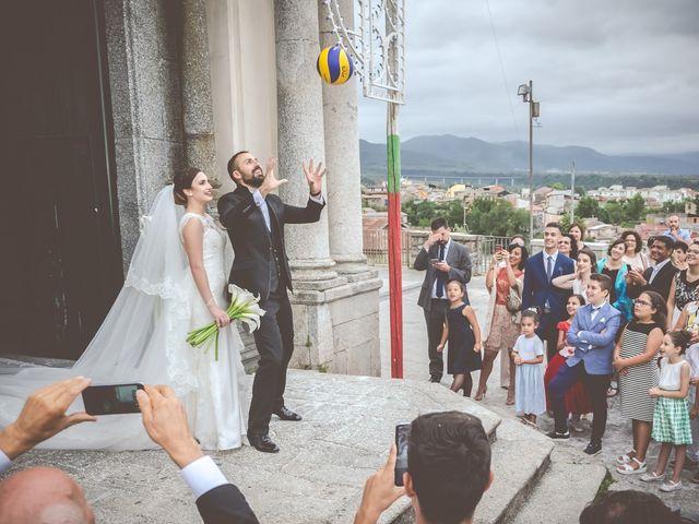 Il matrimonio di Maria Catena e Dionisio a San Giorgio Morgeto, Reggio Calabria 30