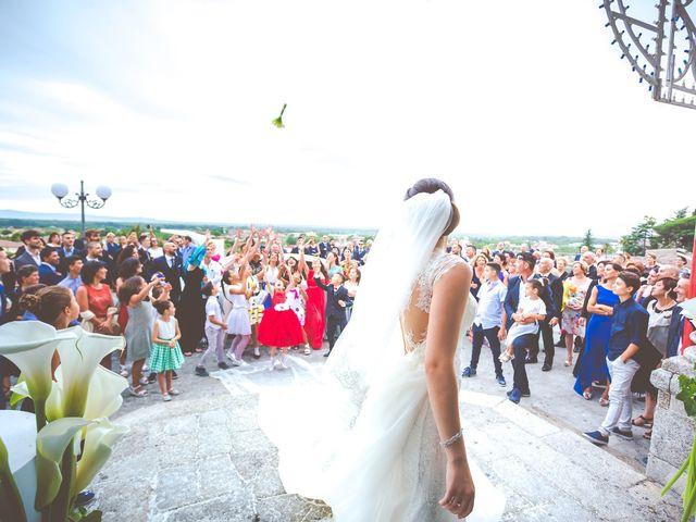 Il matrimonio di Maria Catena e Dionisio a San Giorgio Morgeto, Reggio Calabria 31