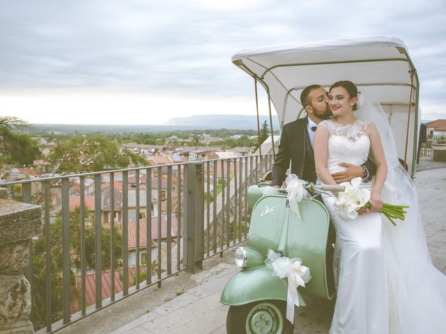 Il matrimonio di Maria Catena e Dionisio a San Giorgio Morgeto, Reggio Calabria 32