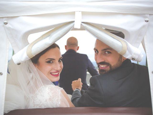 Il matrimonio di Maria Catena e Dionisio a San Giorgio Morgeto, Reggio Calabria 33