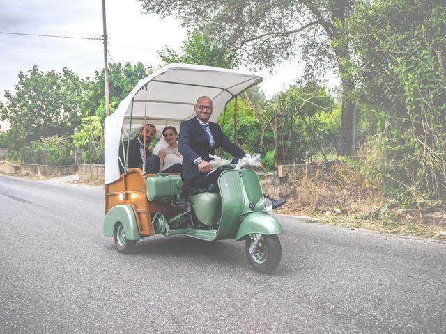 Il matrimonio di Maria Catena e Dionisio a San Giorgio Morgeto, Reggio Calabria 34