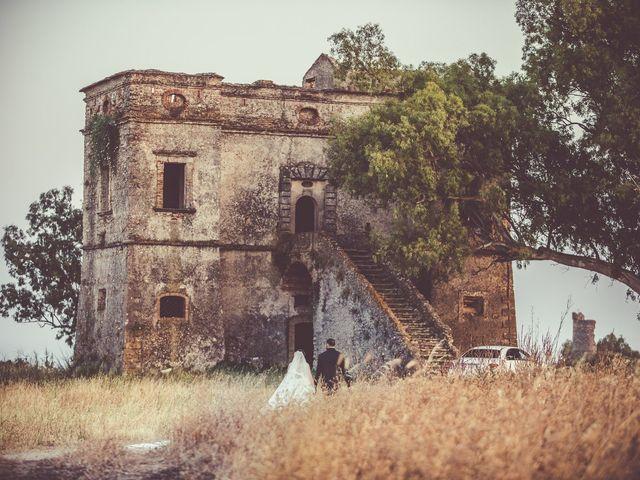 Il matrimonio di Maria Catena e Dionisio a San Giorgio Morgeto, Reggio Calabria 37