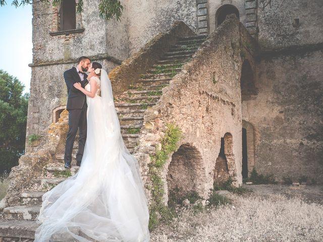 Il matrimonio di Maria Catena e Dionisio a San Giorgio Morgeto, Reggio Calabria 38