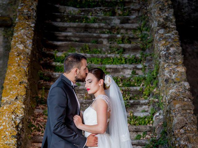 Il matrimonio di Maria Catena e Dionisio a San Giorgio Morgeto, Reggio Calabria 40