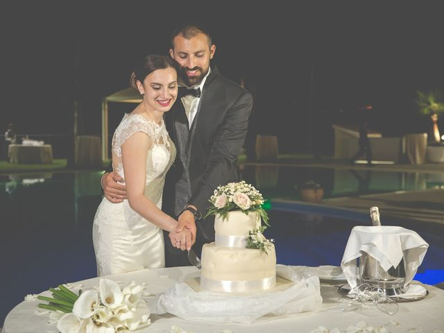 Il matrimonio di Maria Catena e Dionisio a San Giorgio Morgeto, Reggio Calabria 43