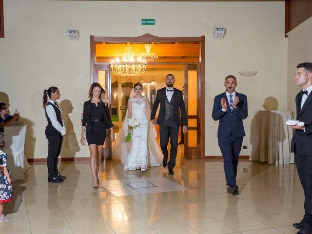 Il matrimonio di Maria Catena e Dionisio a San Giorgio Morgeto, Reggio Calabria 49
