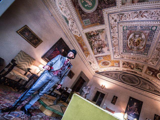 Il matrimonio di Alessio e Silvia a Bracciano, Roma 13