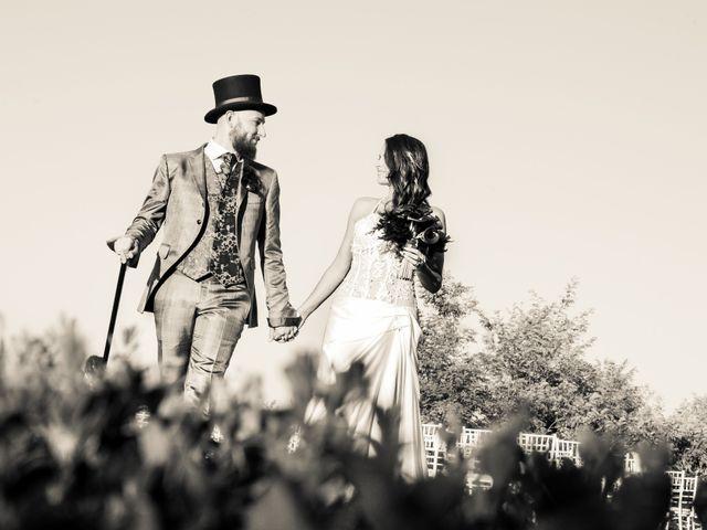 Il matrimonio di Alessio e Silvia a Bracciano, Roma 21