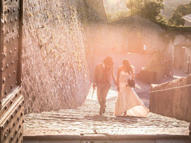 Il matrimonio di Alessio e Silvia a Bracciano, Roma 22