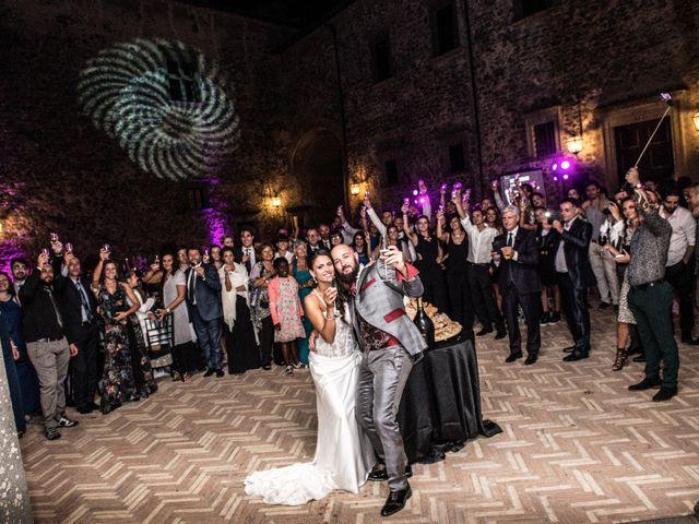 Il matrimonio di Alessio e Silvia a Bracciano, Roma 27