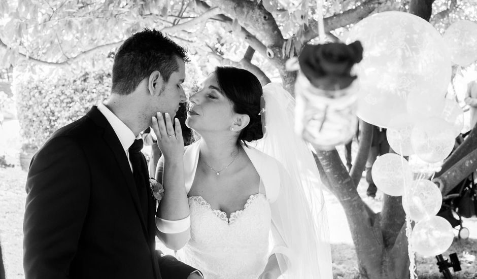 Il matrimonio di Giuseppe  e Martina  a Coassolo Torinese, Torino