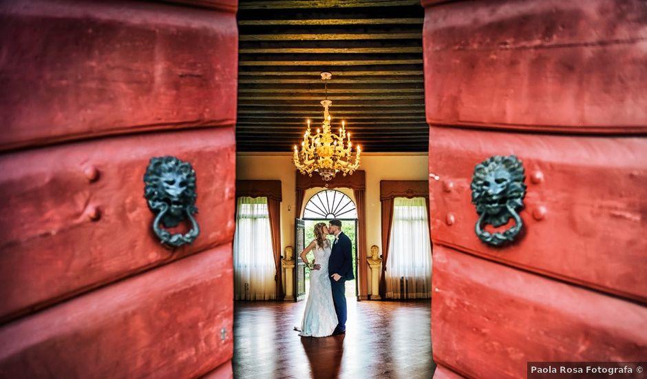 Il matrimonio di Giacomo e Francesca a Grumolo delle Abbadesse, Vicenza
