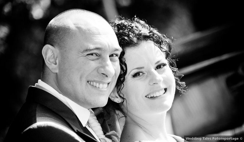 Matrimonio Pasquale Romano : Il matrimonio di pasquale e arianna a rocca papa roma