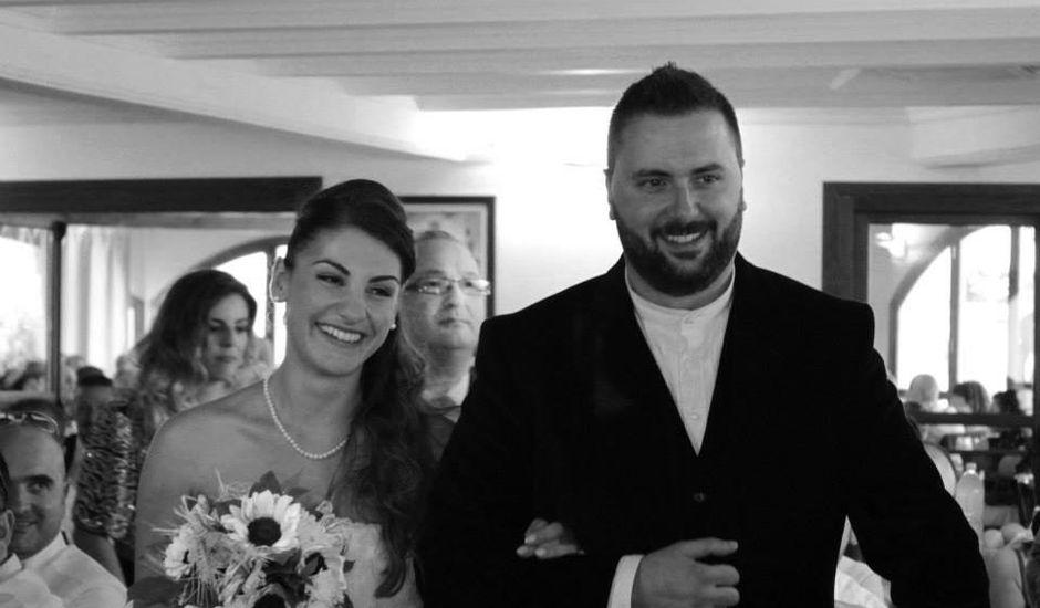 Il matrimonio di Emiliano e Silvia  a Posada, Nuoro