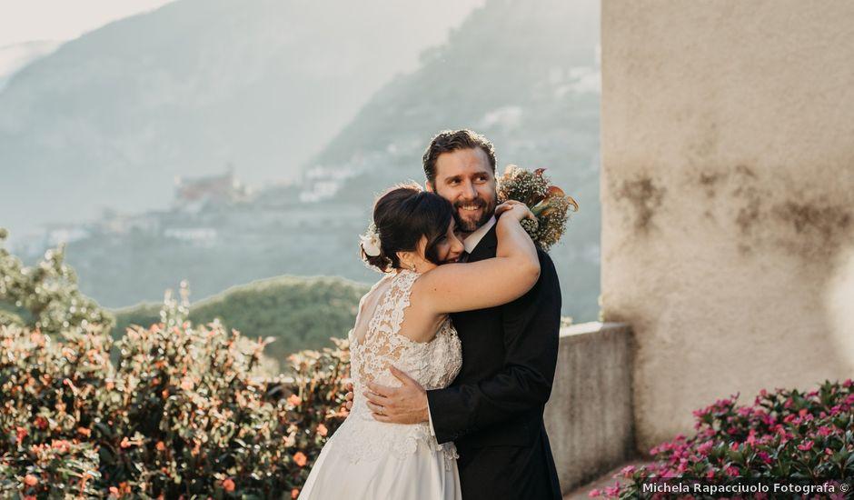 Il matrimonio di Gonzalo e Carmela a Ravello, Salerno