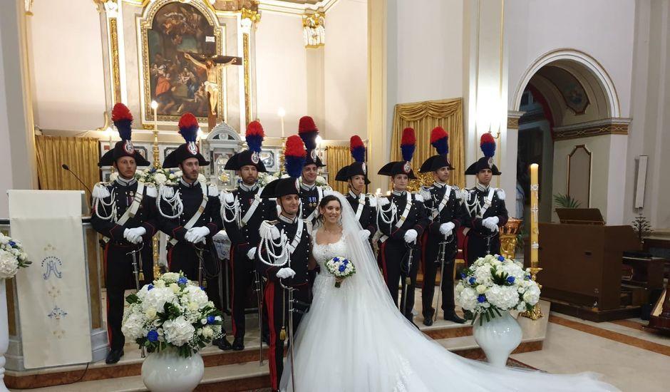 Il matrimonio di Francesco  e Ilenia a Casalbordino, Chieti