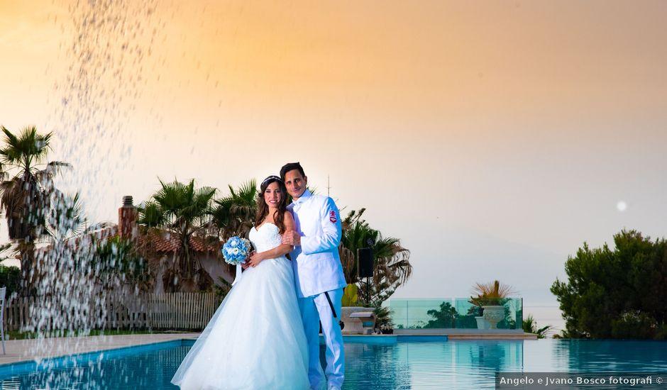 Il matrimonio di Francesco e Tania a Augusta, Siracusa