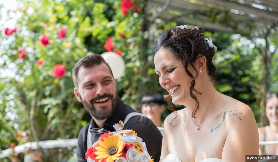 Il matrimonio di Norberto e Rosa a Villa d'Almè, Bergamo