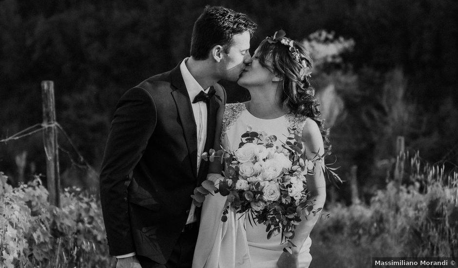 Il matrimonio di Plamen e Grace a Carmignano, Prato