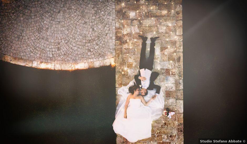 Il matrimonio di Massimo e Amalia a Napoli, Napoli