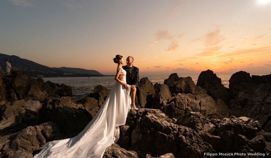 Il matrimonio di Giuseppe e Ilenia a Riesi, Caltanissetta