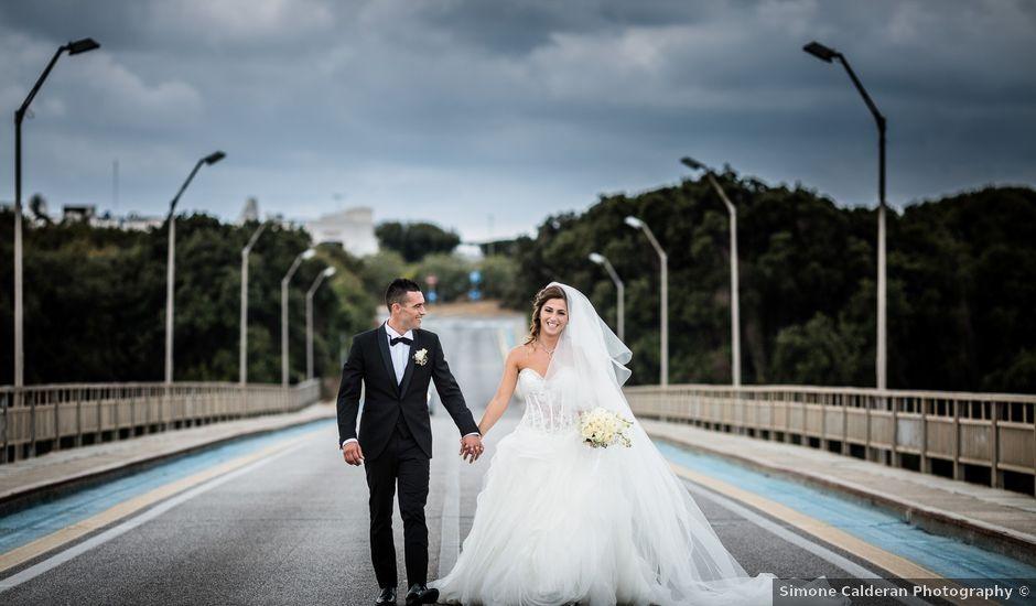 Il matrimonio di Emanuele e Silvia a Pontinia, Latina