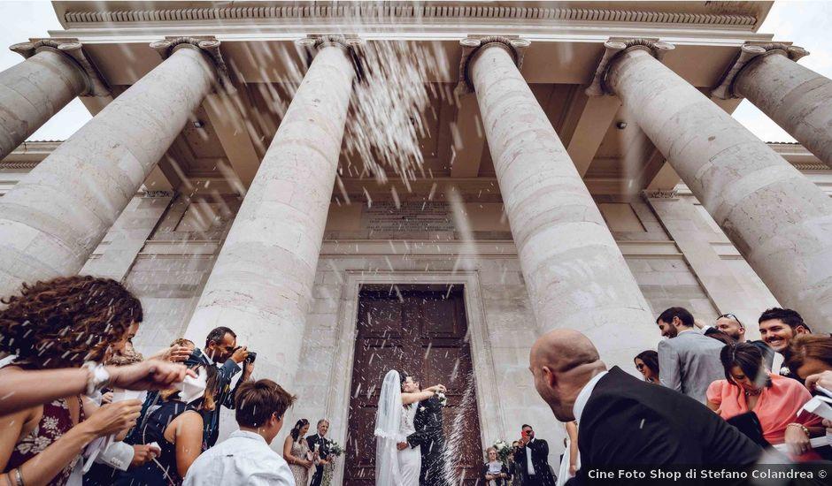 Il matrimonio di Andrea e Federica a Terracina, Latina
