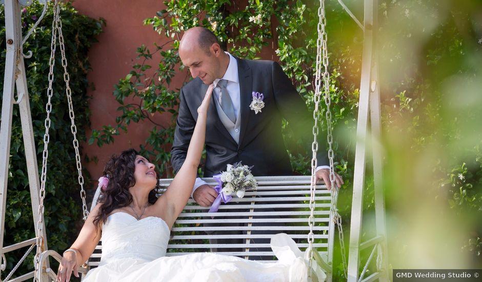 Il matrimonio di Andrea e Francesca a Roma, Roma