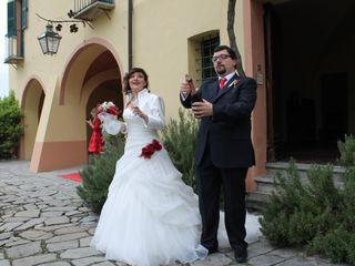 Le nozze di Alexis e Fabiana