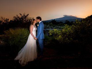 Le nozze di Hannah e Eric